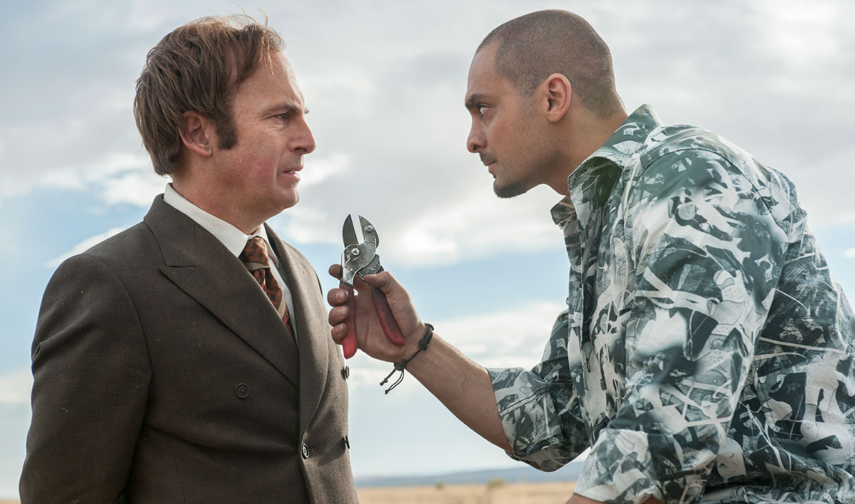 Bob Odenkirk Talks Tuco's Return With <em>EW</em>; Vince Gilligan Teases Next Episodes to <em>THR</em>
