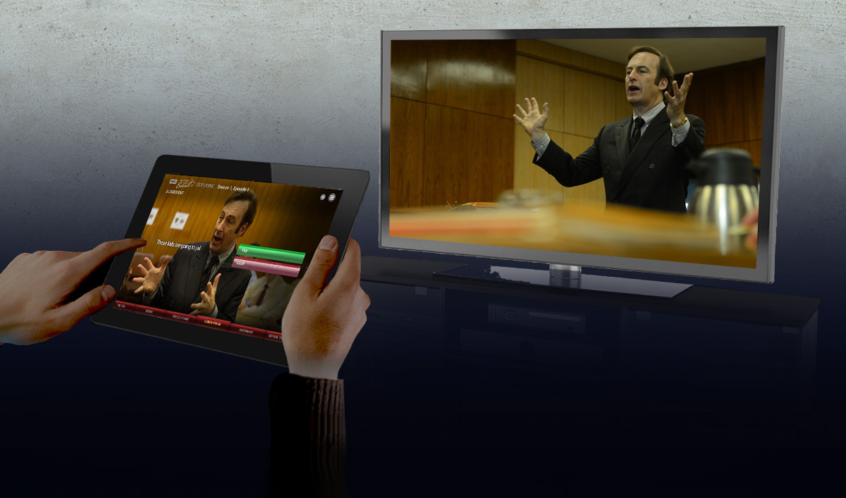 Story Sync Makes <em>Better Call Saul</em> a Two-Screen Experience