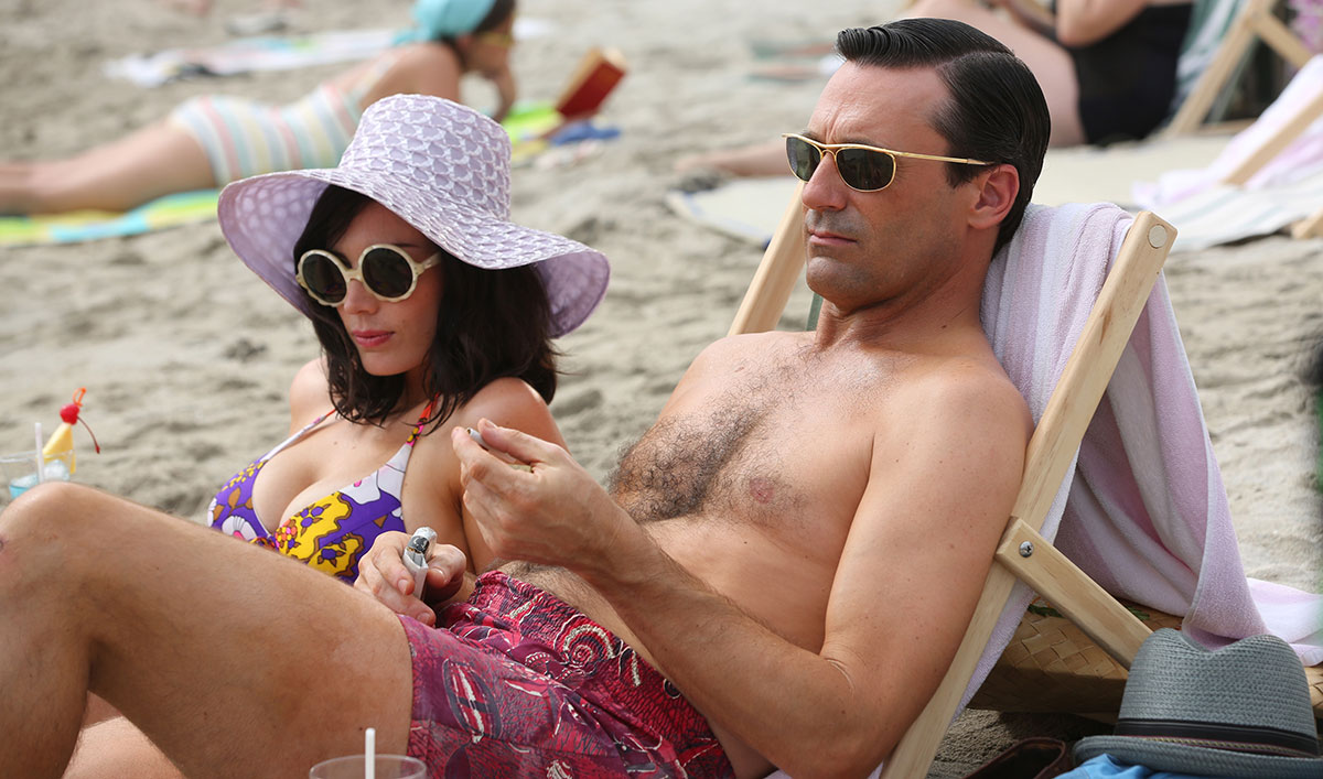 Jon Hamm's <em>Star Wars</em> Audition; Emmy Nod for Christina Hendricks?