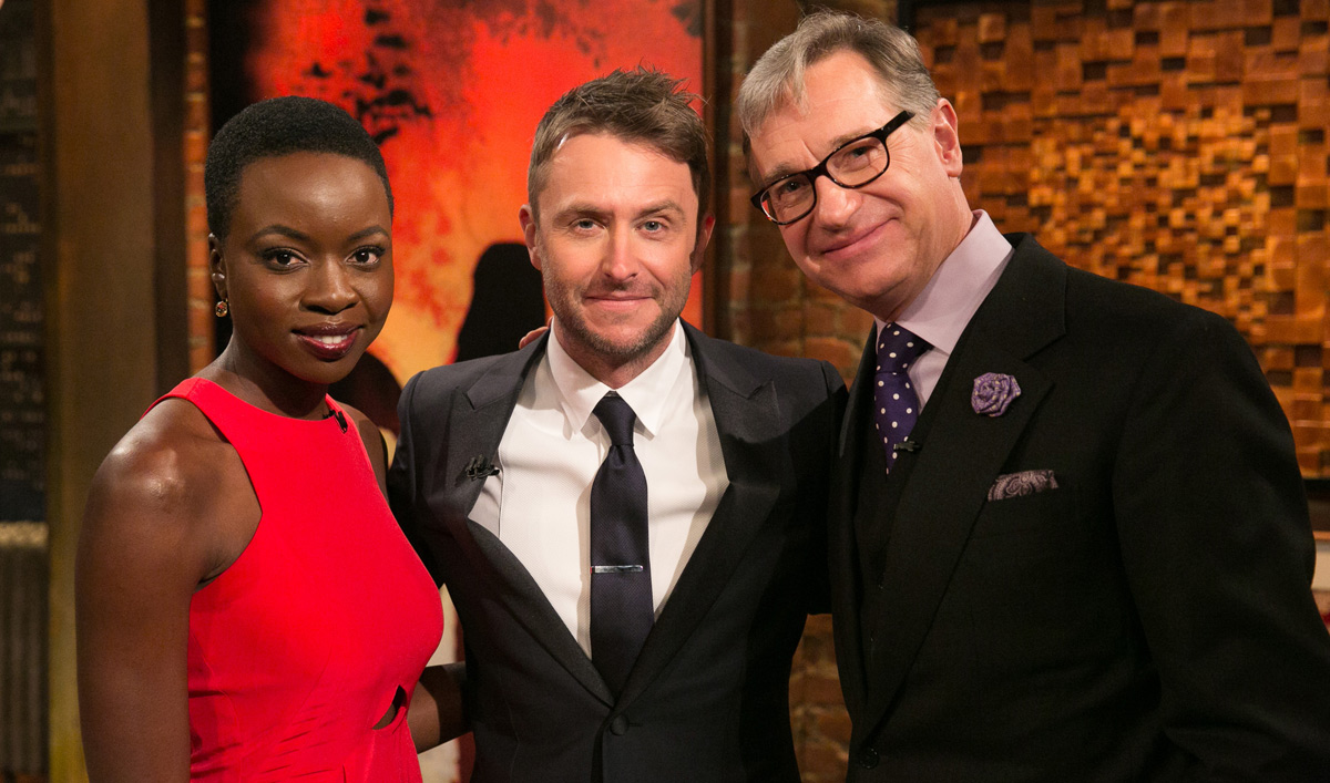 Video – <em>Talking Dead</em> Episode 511 Highlights and Bonus Scene Featuring Danai Gurira