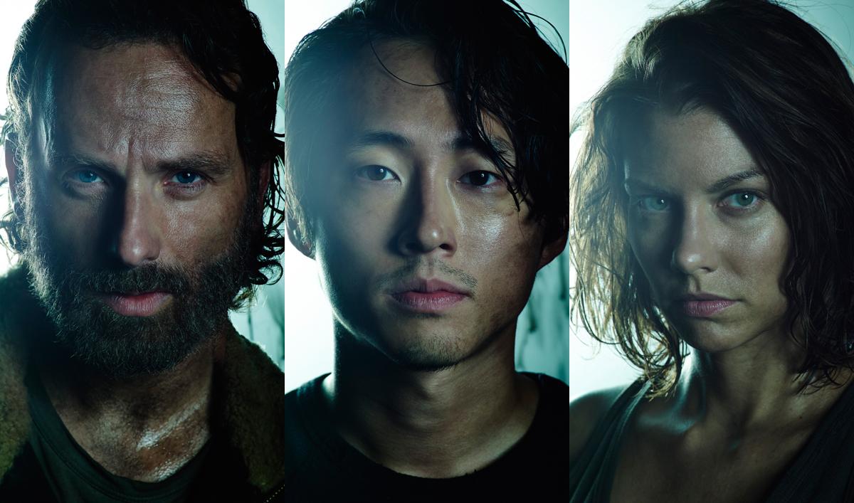 Highlights From <em>The Walking Dead</em> Mid-Season Premiere Twitter Cast Q&#038;A