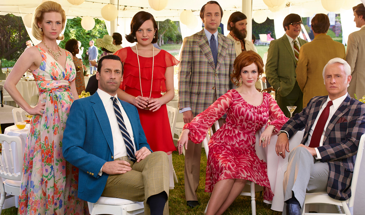 <em>Mad Men</em> Dining Week Will Feature Over 30 Top Restaurants in New York City
