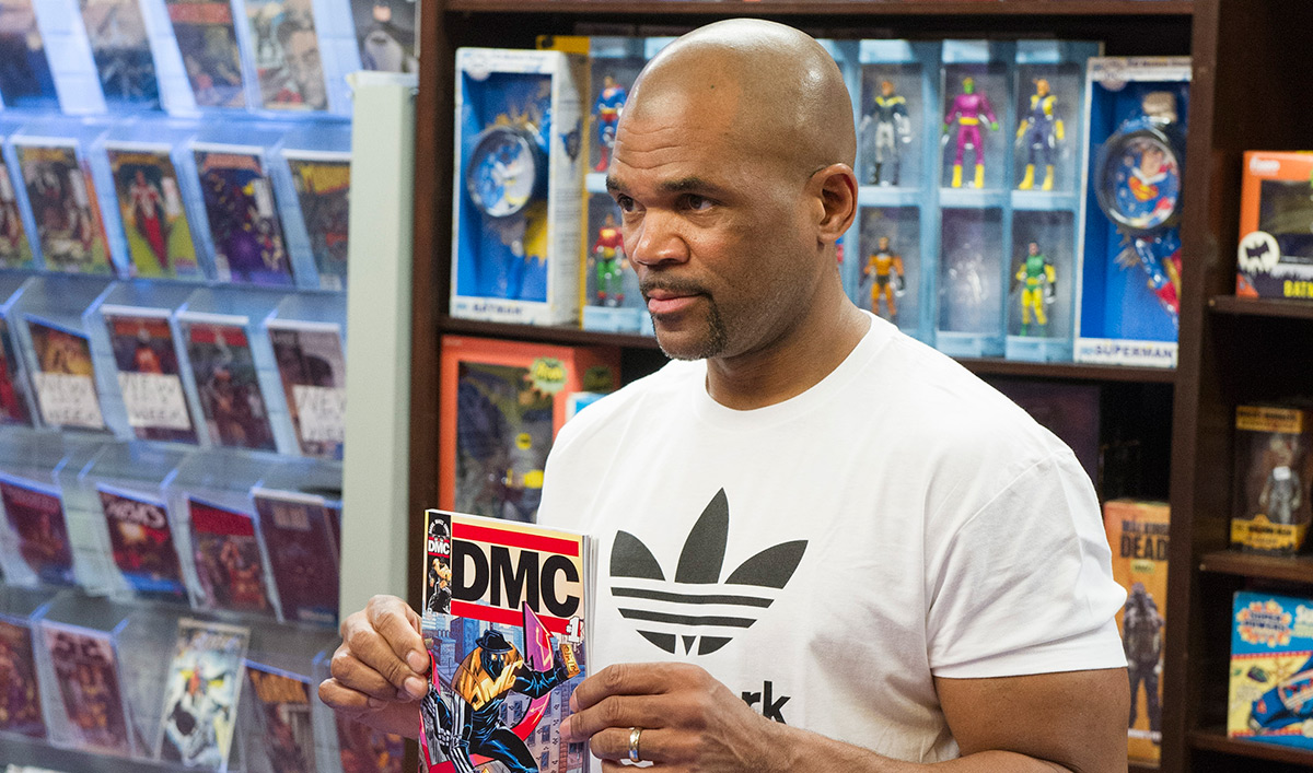 <em>Comic Book Men</em> – Q&A With Darryl McDaniels