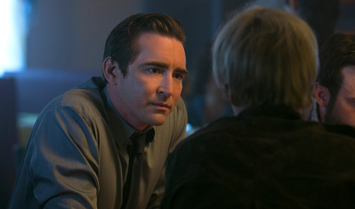 Mark O'Brien Talks About Joining <em>Halt</em> Cast; Season 1 DVD Available for Pre-Order