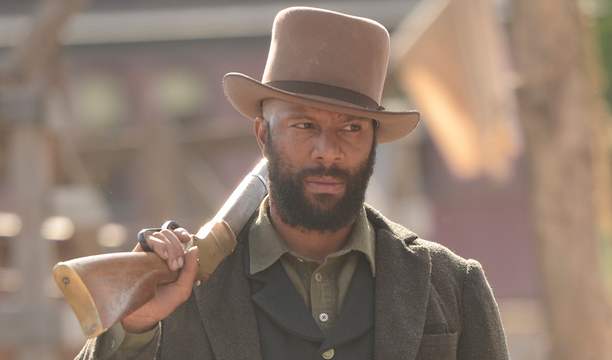 Common Still Marveling at Oscar Win; Anson Mount, Colm Meaney in Movie Trailers