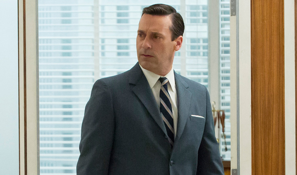 Jon Hamm Appears on <em>GQ</em> Cover; <em>TV Guide</em> Talks Up <em>Mad Men</em>'s Return