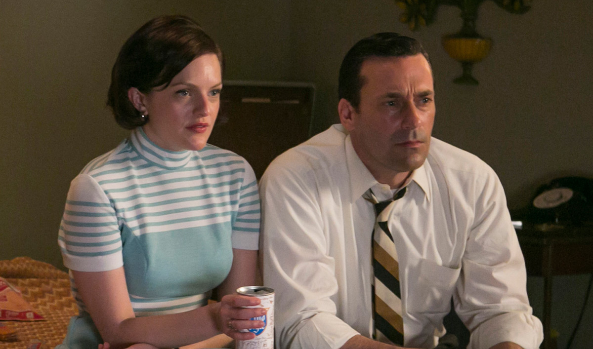 <em>Bustle</em> on Jon Hamm's New Movie; Elisabeth Moss Hailed in <em>Queen of Earth</em>