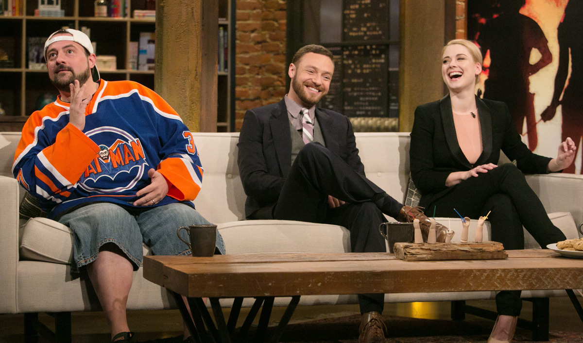 Video – <em>Talking Dead</em> Episode 513 Highlights and Bonus Scene Featuring Kevin Smith, Ross Marquand and Alexandra Breckenridge
