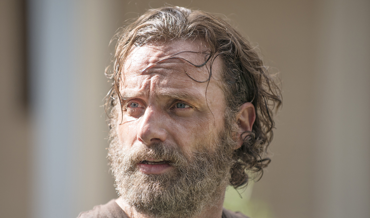 Blogs - The Walking Dead - The Walking Dead's Rick Grimes – Beard ...