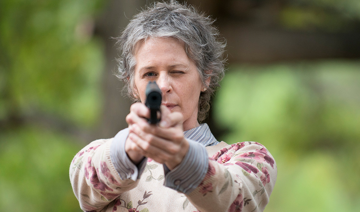 Norman Reedus, Melissa McBride Discuss Alexandria; Lauren Cohan Talks to People