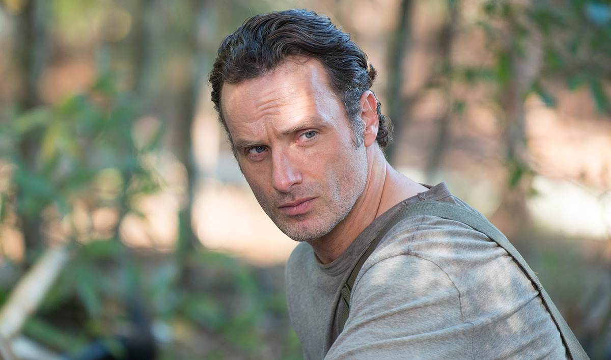 <em>THR</em> Reports Andrew Lincoln Wants to See Negan; Norman Reedus Visits Conan O&#8217;Brien