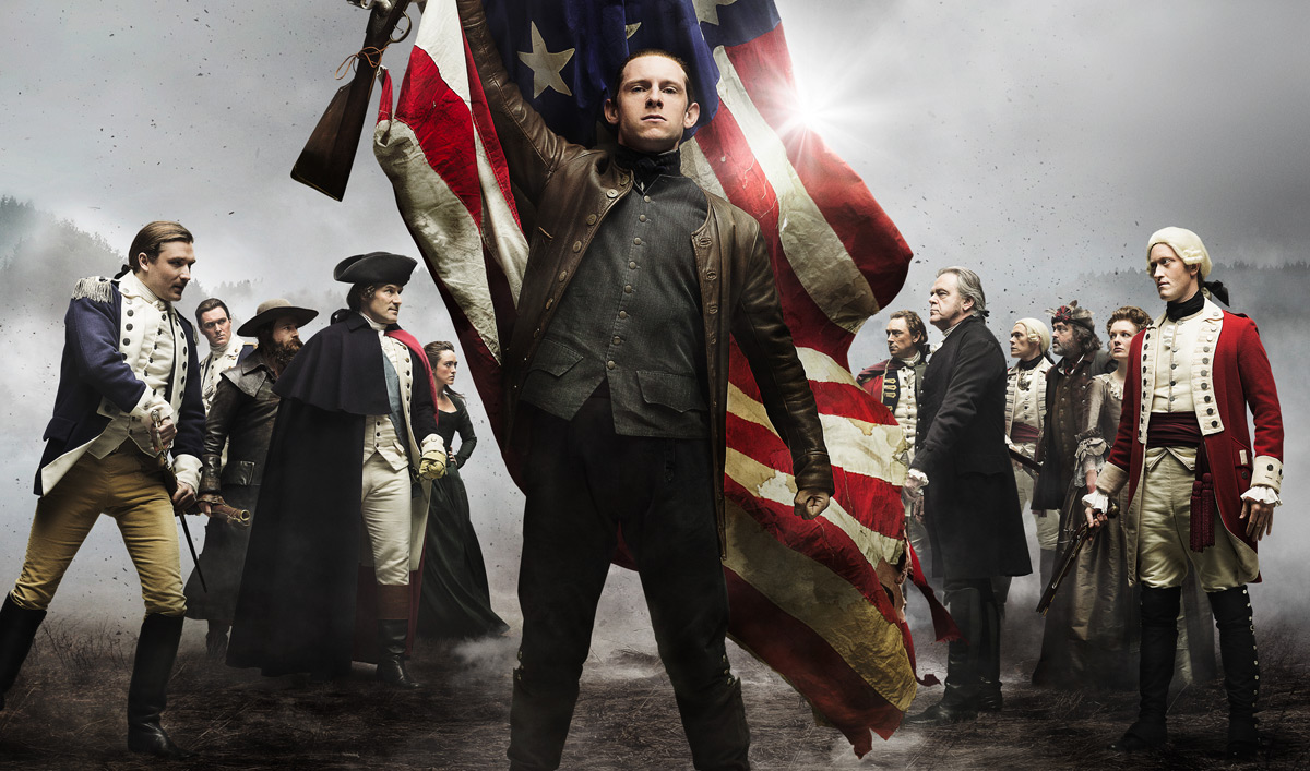 <em>TURN: Washington's Spies</em> Season 2 Poster Revealed