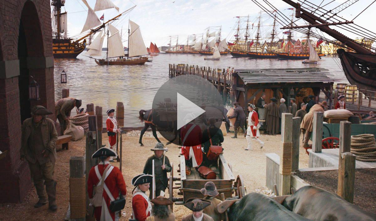 Video – Making of <em>TURN: Washington's Spies</em> Season 2