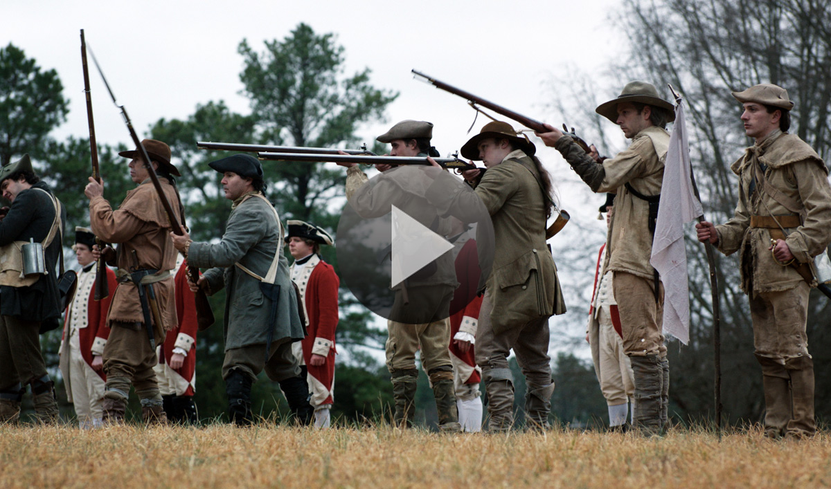 Video – Behind the Scenes of <em>TURN: Washington's Spies</em>: Art to Image