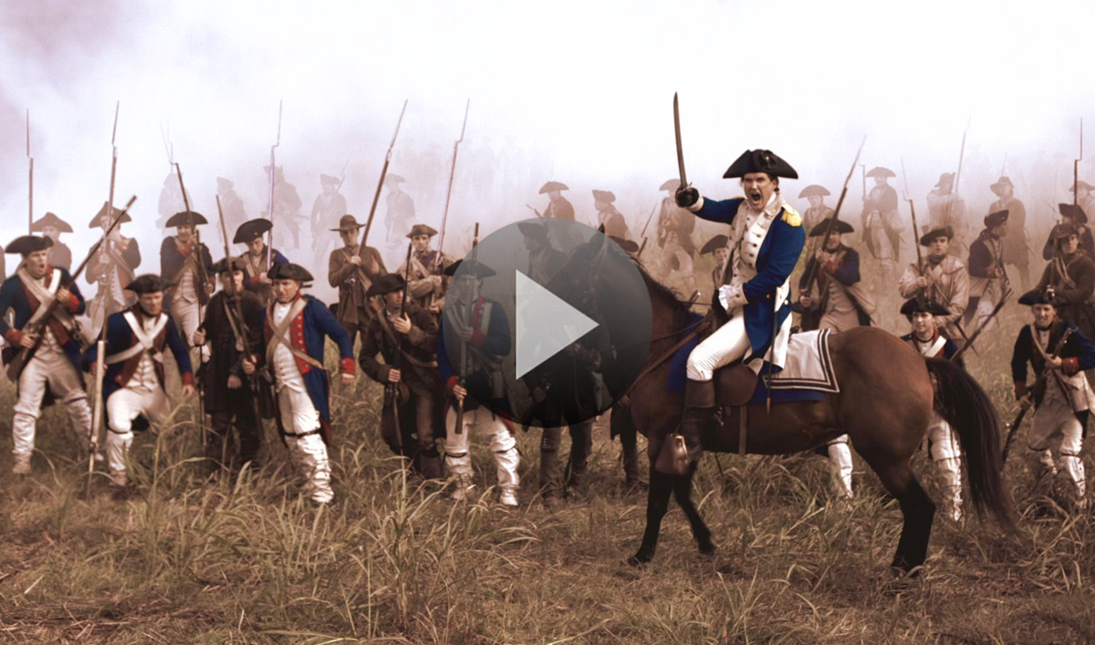 "Video – <em>TURN: Washington's Spies</em> Season 2 Trailer, ""Colonies Into a Nation"""