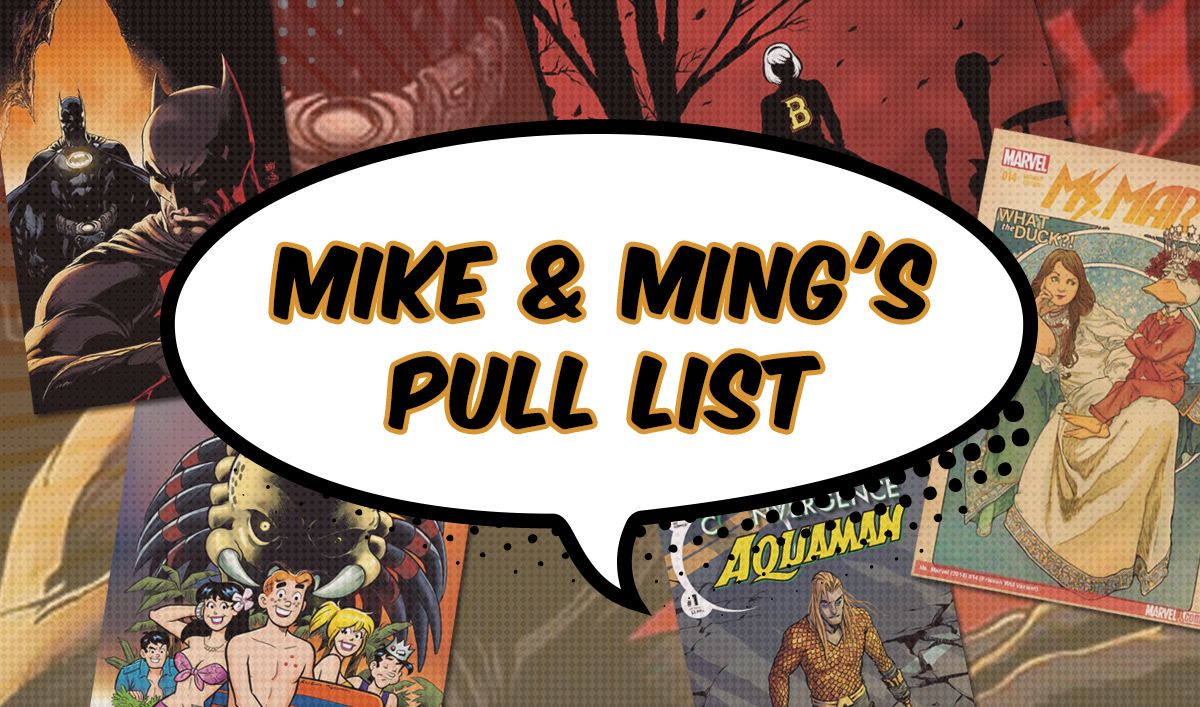 <em>Comic Book Men</em> Comic Book Pull List: April 15, 2015