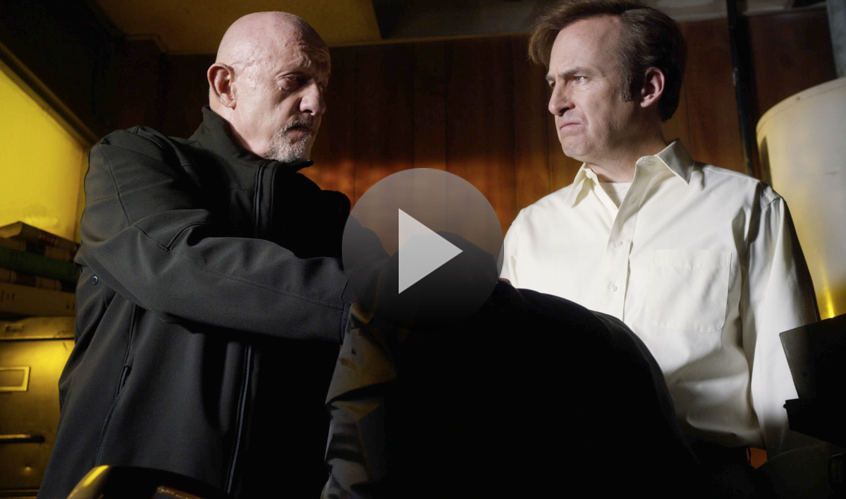 Video – Wrapping Up Season 1 of <em>Better Call Saul</em>