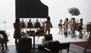 Photo Shoot - Mad Men _ Season 7, Episode 9 - Photo Credit: Justina Mintz/AMC