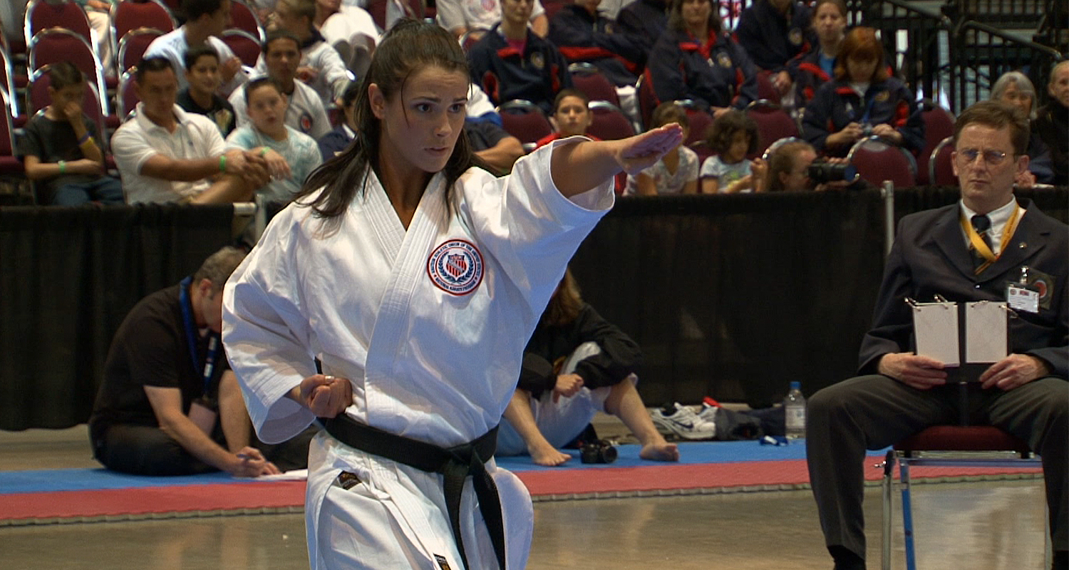 EMPTY HAND: THE REAL KARATE KIDS