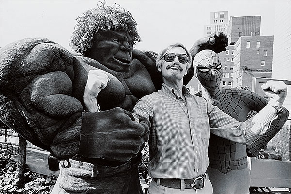 Stan lee young
