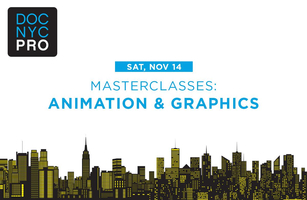 Masterclass: Animation & Graphics