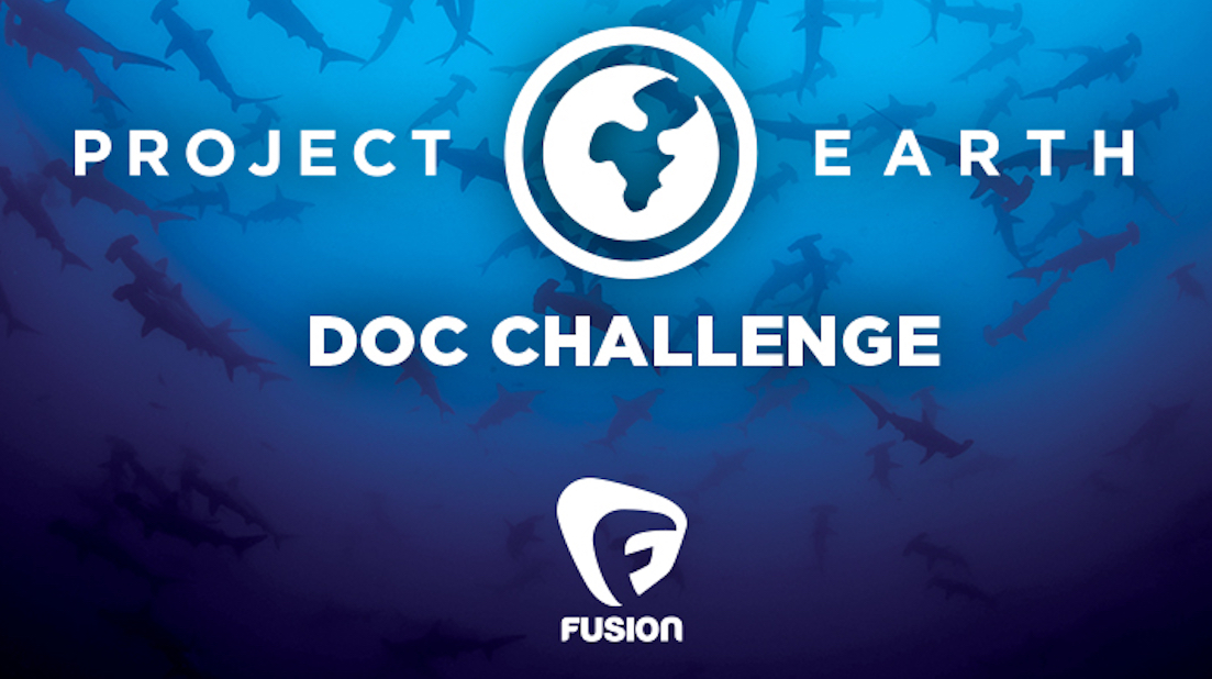 SHORTS: FUSION PROJECT EARTH DOC CHALLENGE