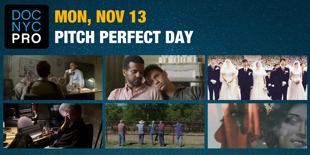 DOC NYC PRO: PITCH PERFECT DAY