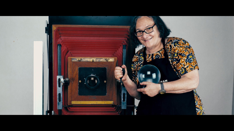 THE B-SIDE: ELSA DORFMAN'S PORTRAIT PHOTOGRAPHY