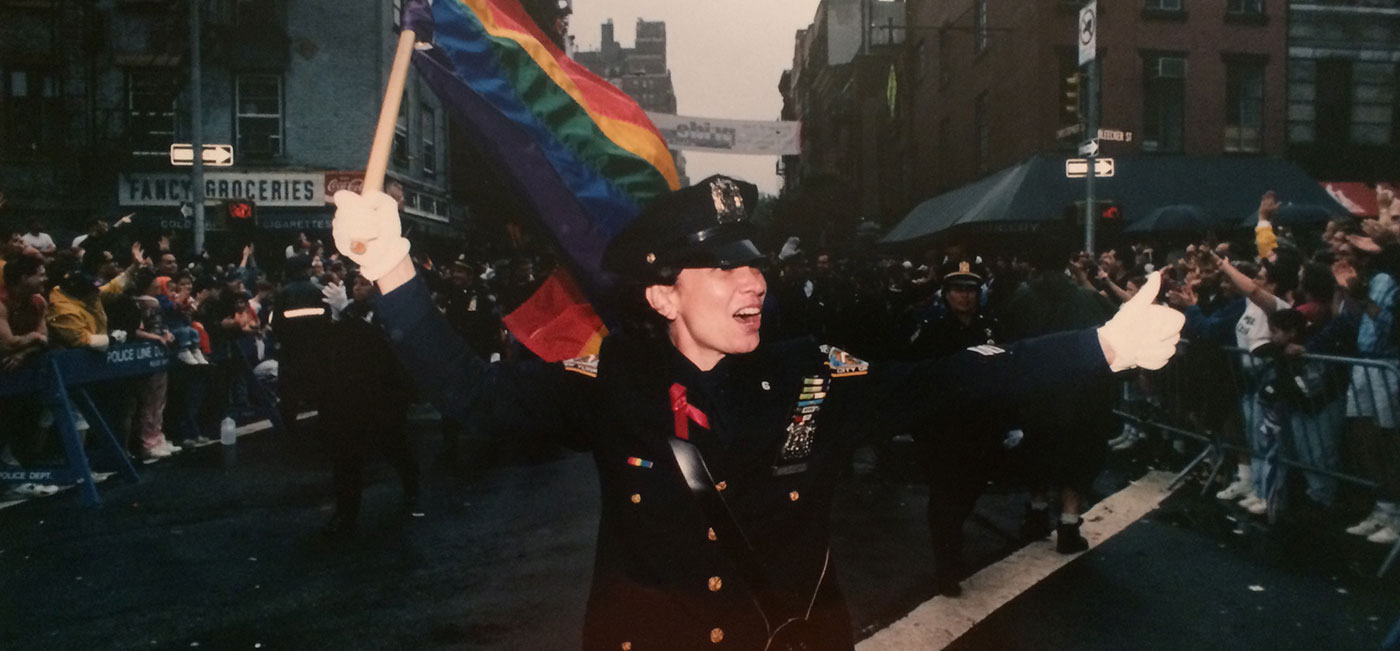 THE JOURNEY: GAY OFFICERS ACTION LEAGUE