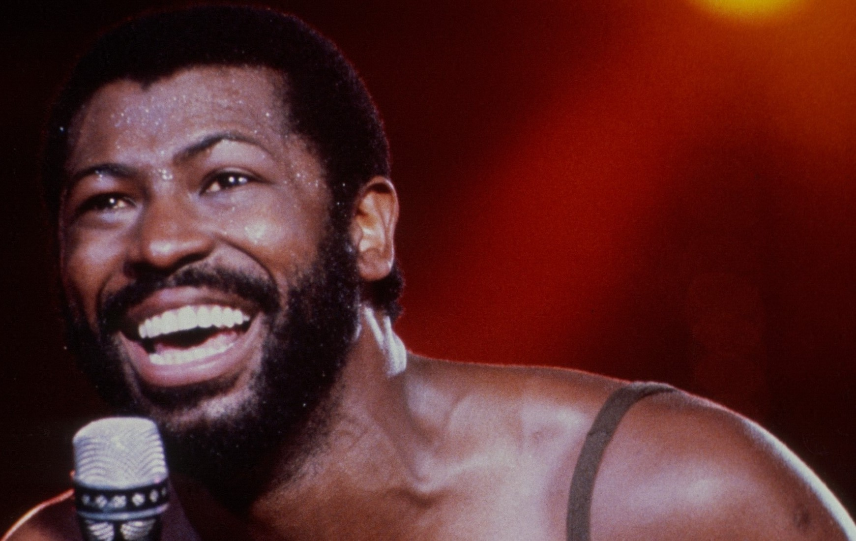 Remember R&B Legend Teddy Pendergrass? His Daughter Is All