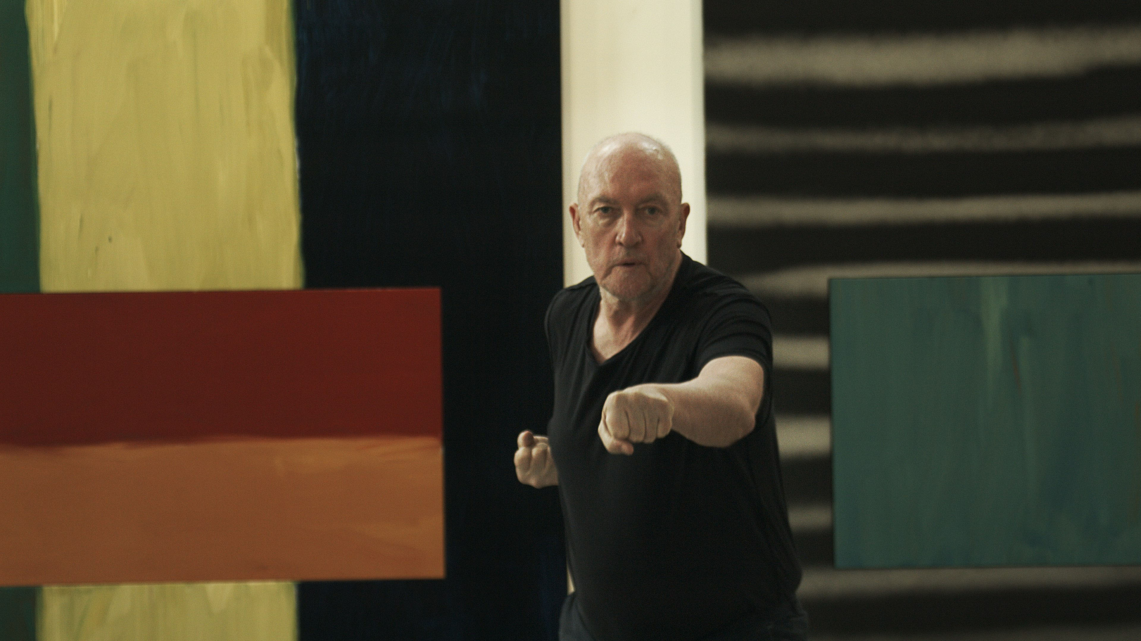 UNSTOPPABLE: SEAN SCULLY AND THE ART OF EVERYTHING