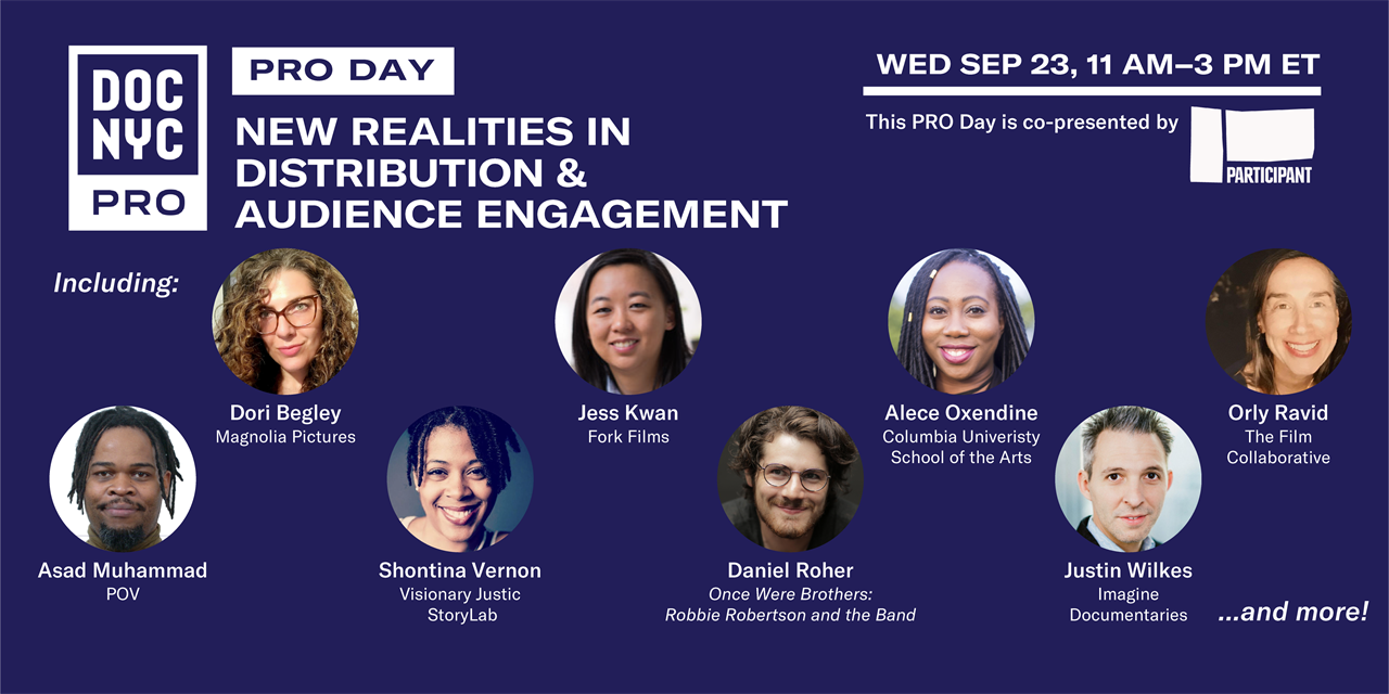 New Realities in Distribution & Audience Engagement