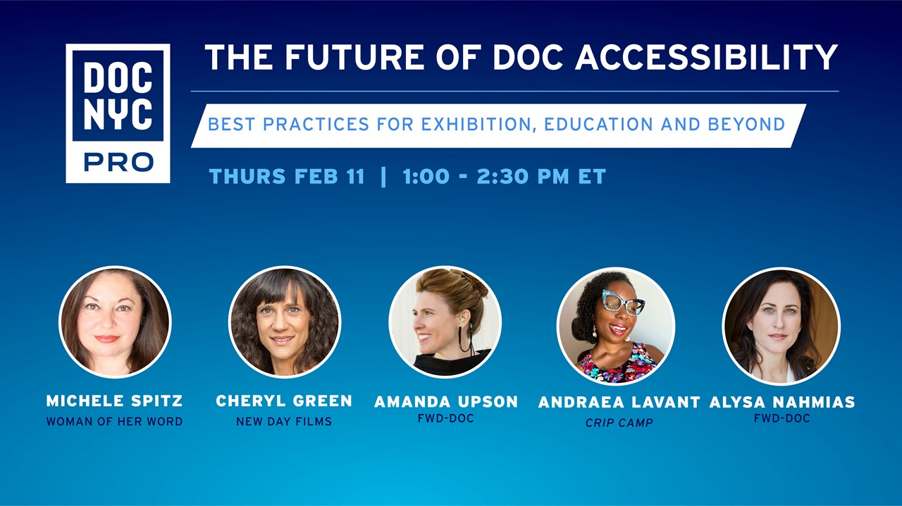 The Future of Doc Accessibility: Best Practices