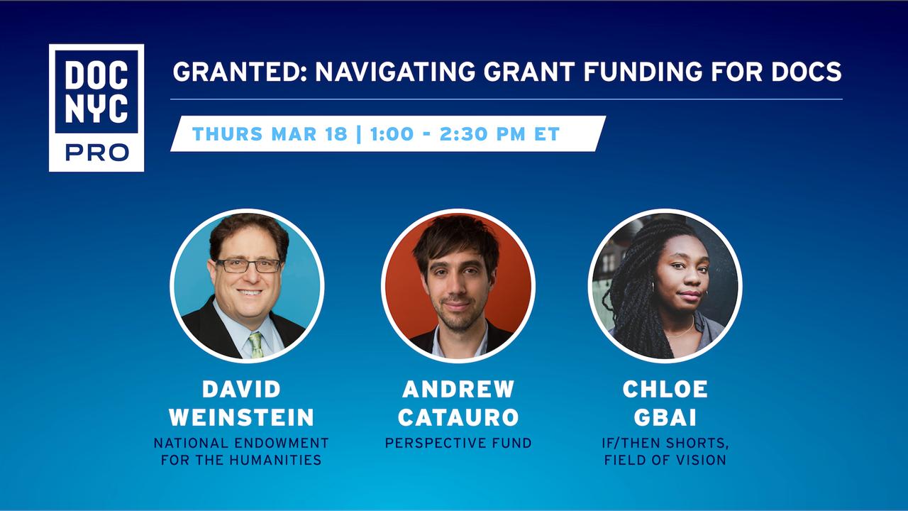 Granted: Navigating Grant Funding for Docs