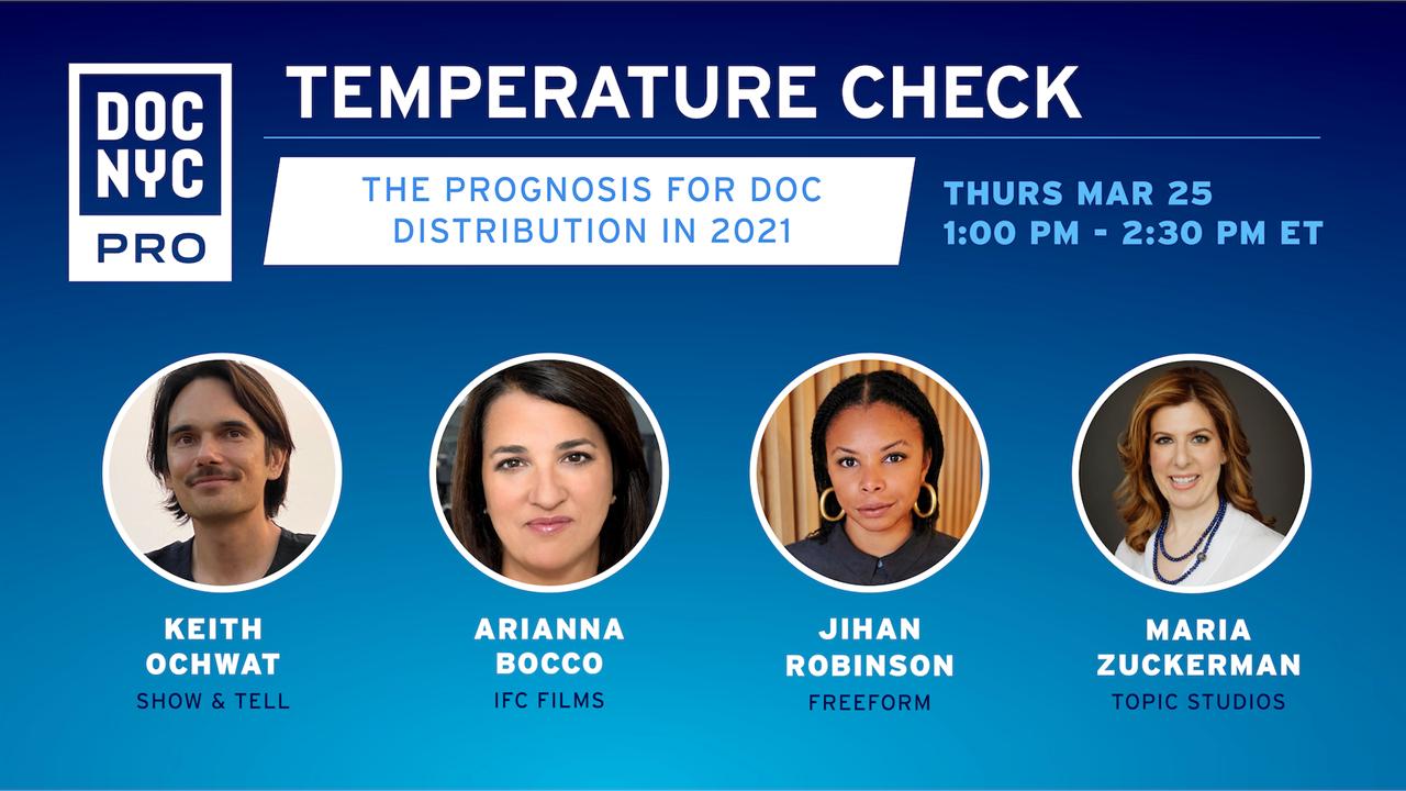 Temperature Check: The Prognosis for Doc Distribution in 2021
