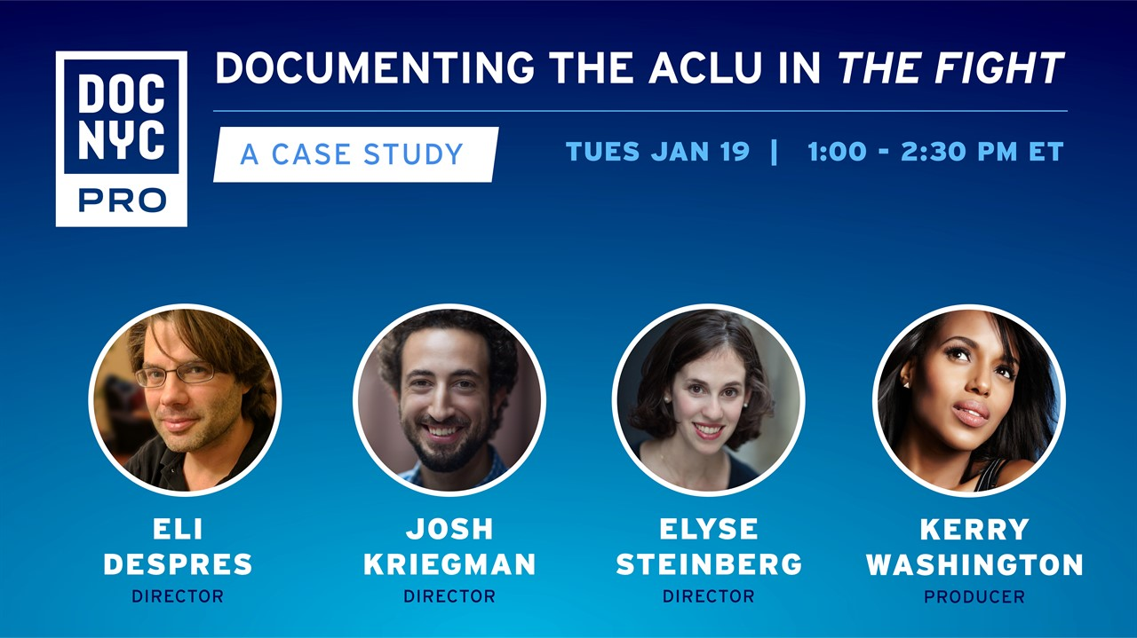 """Documenting the ACLU In """"The Fight"""": A Case Study"""