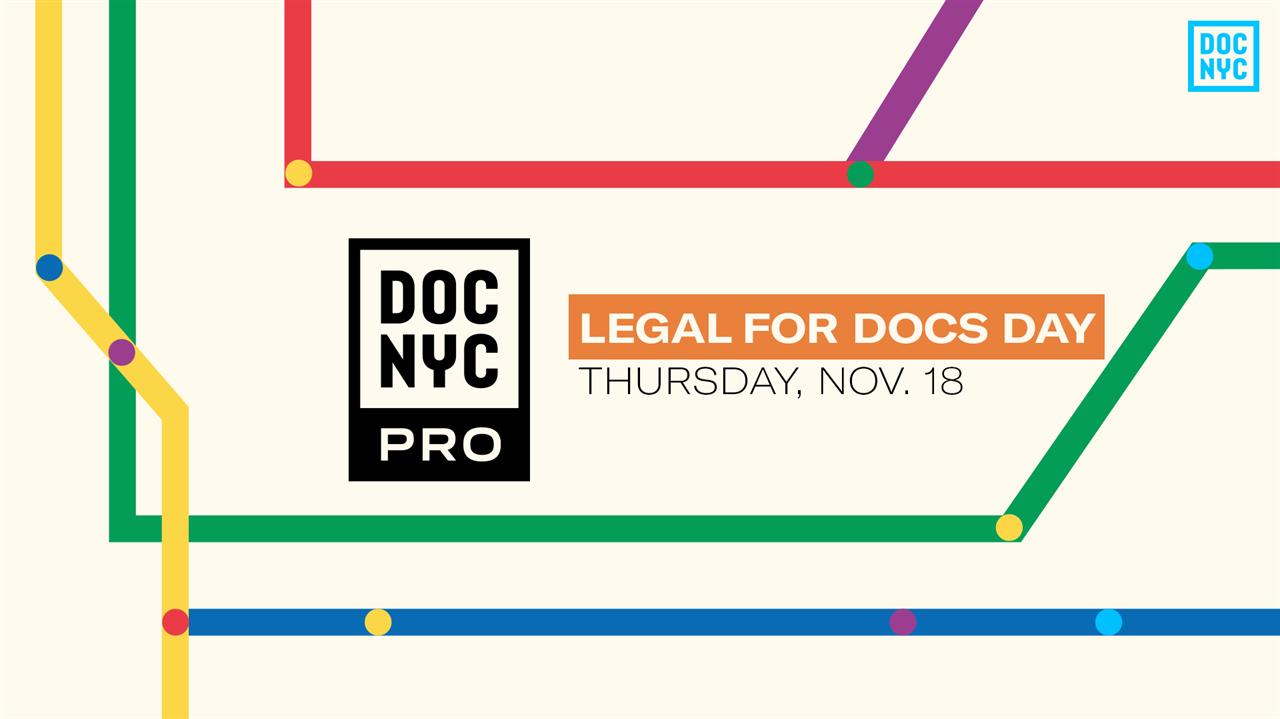 Legal for Docs Day (Nov. 18)