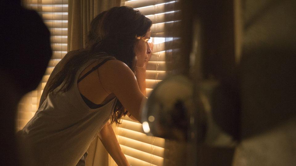 Ofelia Salazar (Mercedes Mason) en Episodio 4 /  Photo by Justina Mintz/AMC