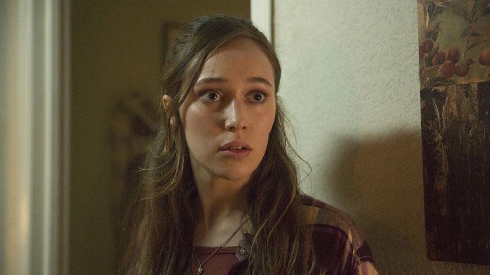 Alicia Clark (Alycia Debnam-Carey) en Episodio 4 /  Photo by Justina Mintz/AMC