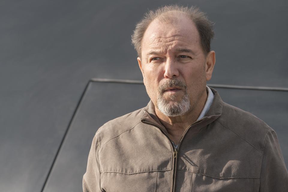 Daniel Salazar (Ruben Blades) in Episode 1 Photo by Richard Foreman/AMC