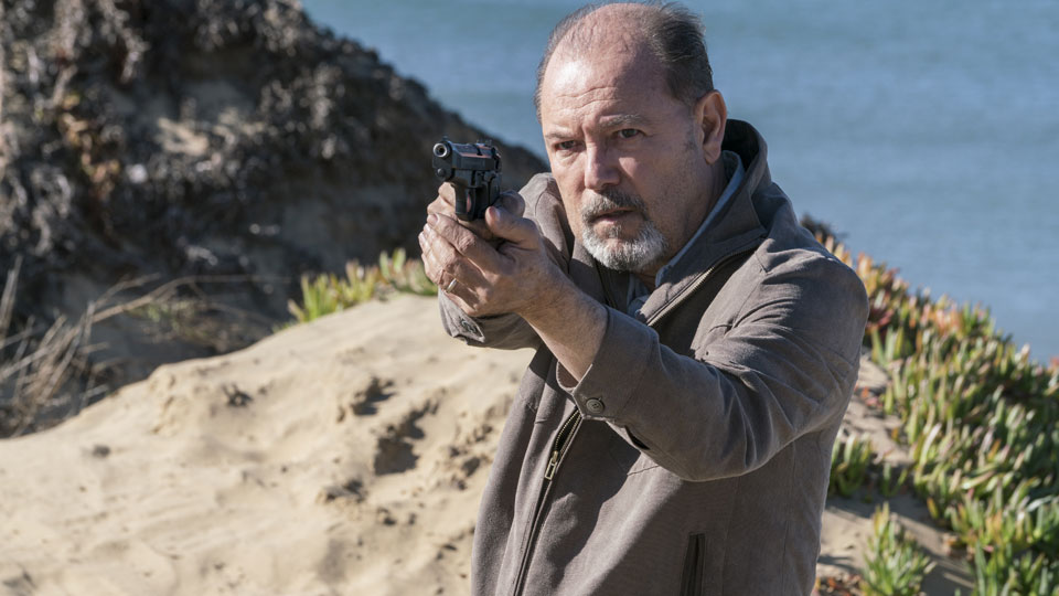 Daniel Salazar (Ruben Blades) en Episodio 3 Photo by Richard Foreman/AMC