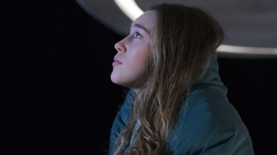 Alicia Clark (Alycia Debnam-Carey) en Episodio 2 Photo by Richard Foreman/AMC