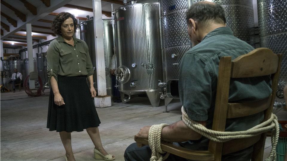 Daniel Salazar (Ruben Blades) en Episodio 7 Photo by Richard Foreman/AMC