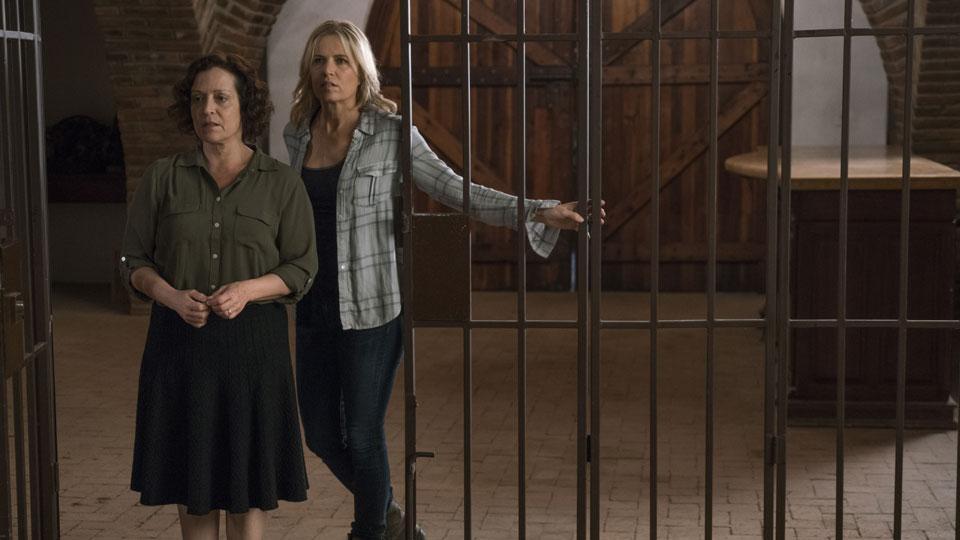 Madison Clark (Kim Dickens) en Episodio 7 Photo by Richard Foreman/AMC