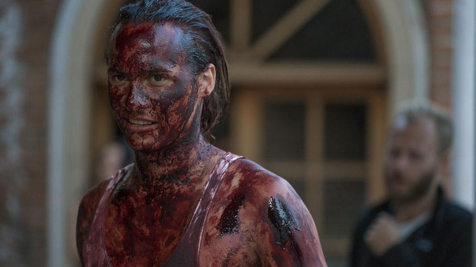 Nick Clark (Frank Dillane) en Episodio 7 Photo by Richard Foreman/AMC