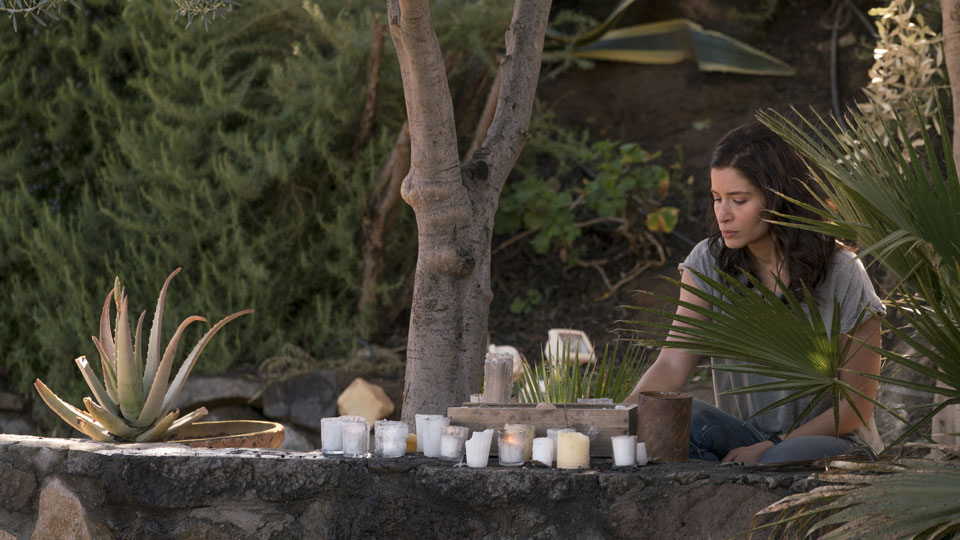 Ofelia Salazar (Mercedes Mason) en Episodio 7 Photo by Richard Foreman/AMC