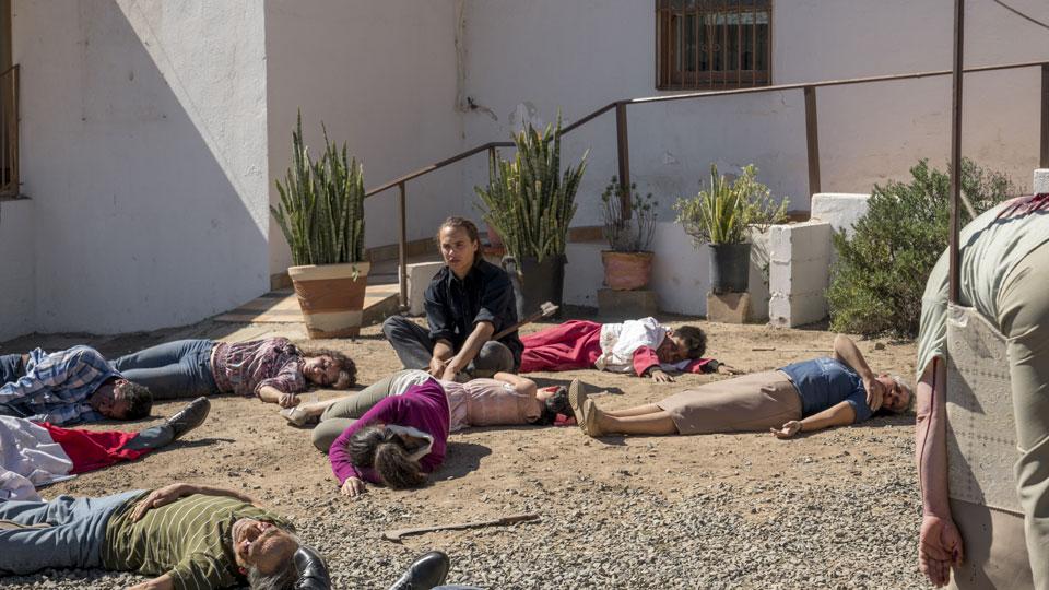 Nick Clark (Frank Dillane) en Episodio 6 Photo by Richard Foreman/AMC
