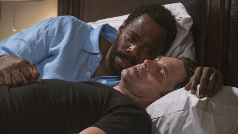 Victor Strand (Colman Domingo)  en Episodio 6 Photo by Richard Foreman/AMC