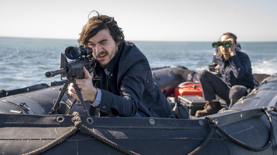 Nick Clark (Frank Dillane) en Episodio 4 Photo by Richard Foreman/AMC