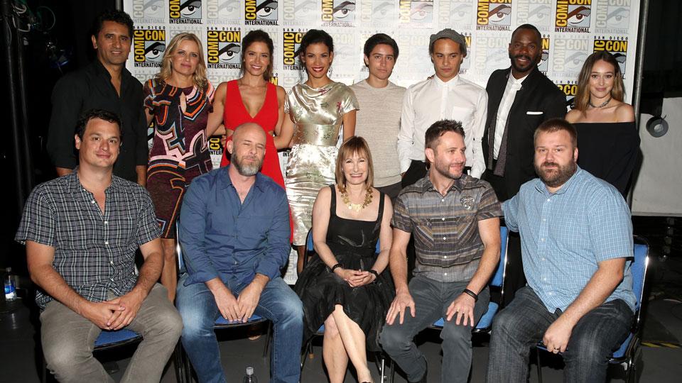 Fear the Walking Dead en la Comic-Con